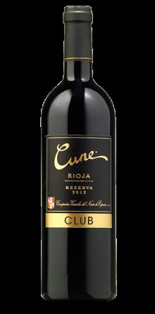 Cune Club Reserva 2013