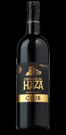Condado de Haza Club Reserva 2013