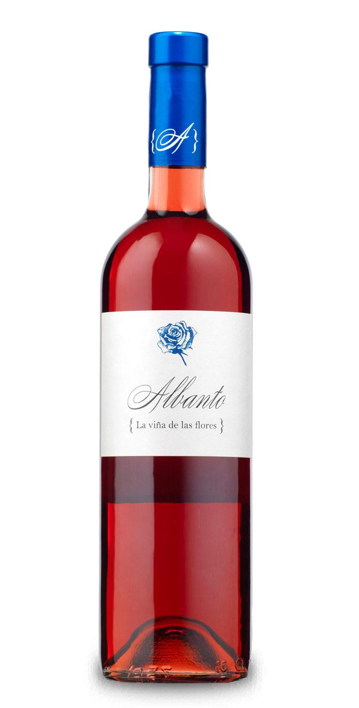 Albanto La Viña de Las Flores Rosé 2018