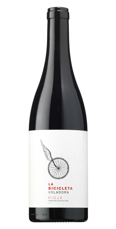 La Bicicleta Voladora Vino Tinto 2017
