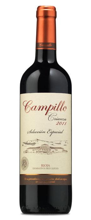Campillo Selección Especial Vino Crianza 2011