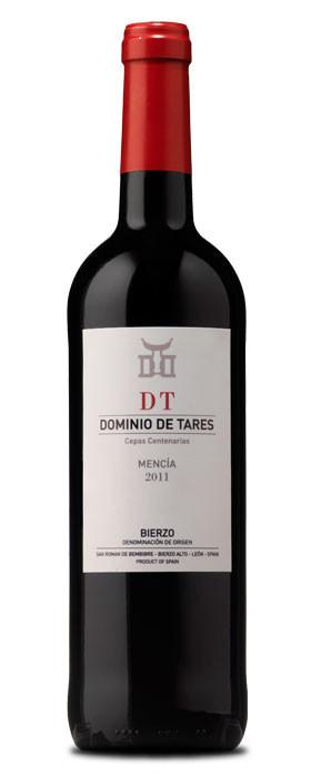 Dominio de Tares Cepas Centenarias Tinto Vino Crianza 2011