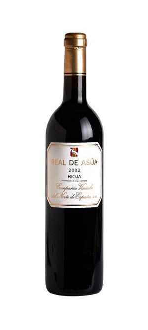 Real de Asúa Selección Especial Tinto Vino Crianza 2002