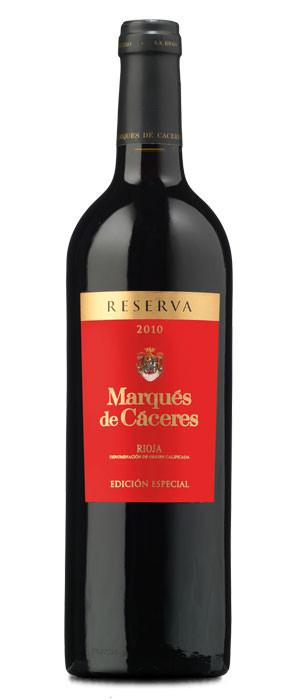 Marqués de Cáceres Edición Especial Reserva 2010