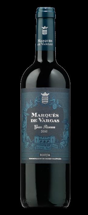 Marqués de Vargas Gran Reserva 2010