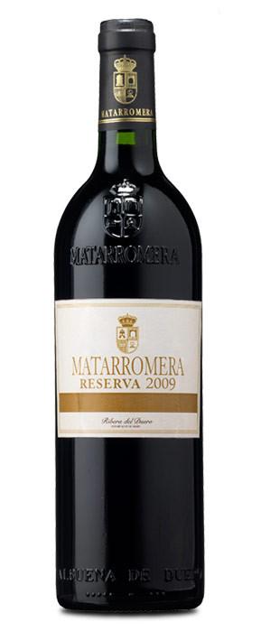Matarromera Reserva 2009