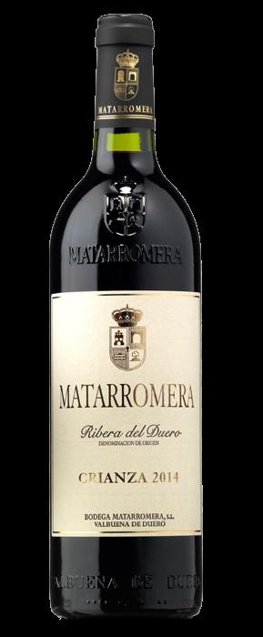 Matarromera Rotwein Vino Crianza 2014