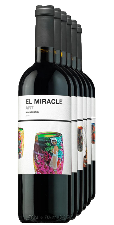 El Miracle Art Vino Tinto 2016
