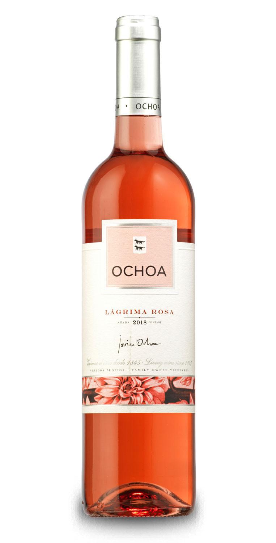 Ochoa Lágrima Rosa Rosé 2018