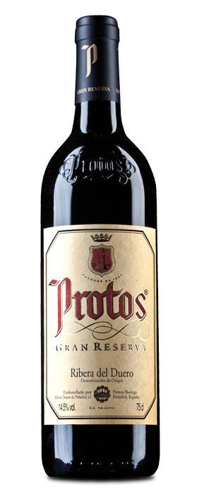 Protos Tinto Gran Reserva 2010