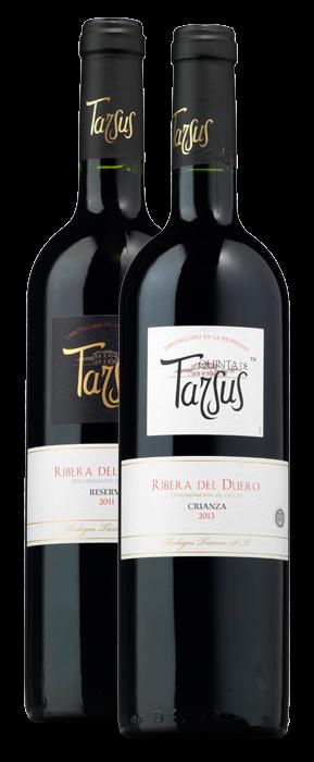 Quinta de Tarsus Crianza 2013 und Tarsus Reserva 2011