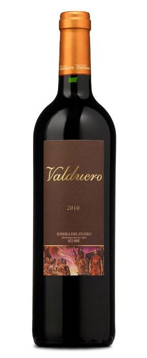 Valduero 22 Meses Tinto Vino Crianza 2010