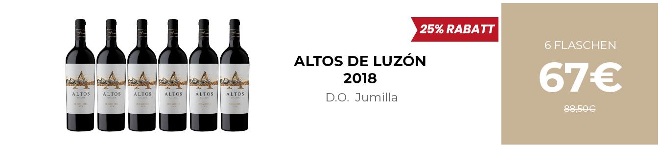 ALTOS DE LUZÓN 2018