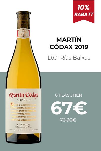 MARTÍN CODAX 2019