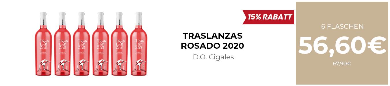 TRASLANZAS ROSADO 2020