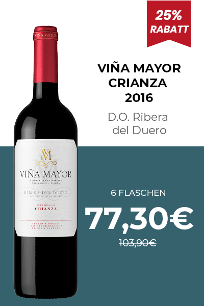 VIÑA MAYOR CRIANZA 2016