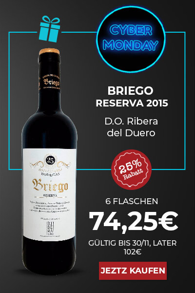 Briego Reserva 2015