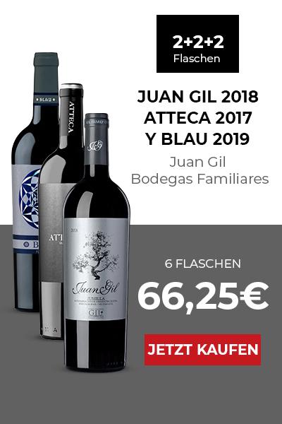 Juan Gil Etiqueta Plata 2018