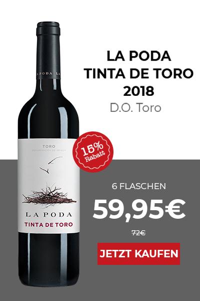 La Poda Tinta de Toro 2018