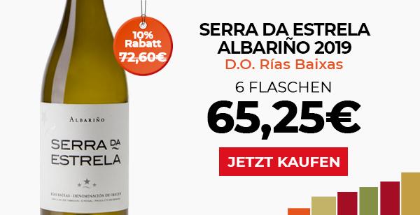 Serra da Estrela Albariño 2019