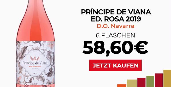 Principe de Viana Edición Rosa 2019