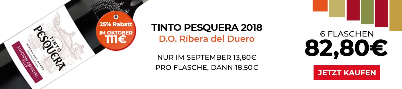 Tinto Pesquera 2018