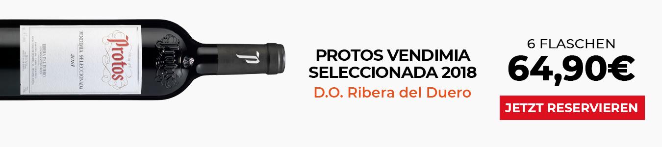 Protos Vendimia Seleccionada 2018
