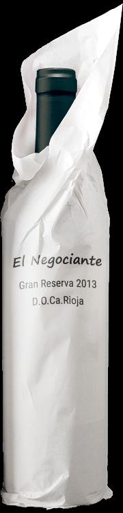 El Negociante Gran Reserva 2013