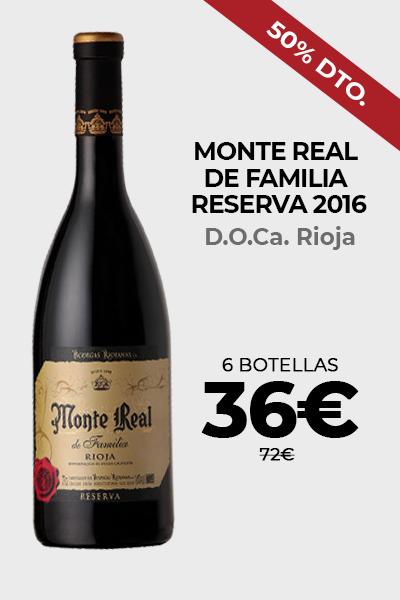 Monte Real de Familia Reserva 2016