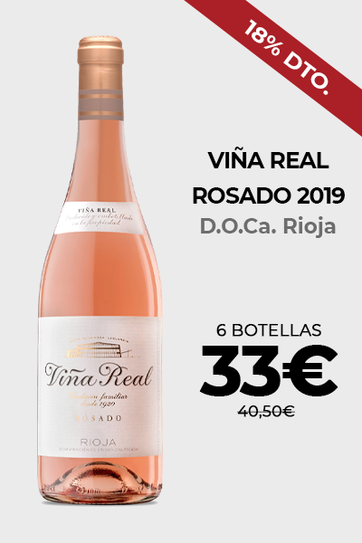 Viña Real Rosado 2019