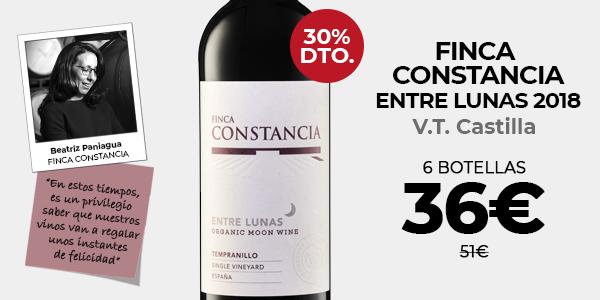 Finca Constancia Entre Lunas 2018