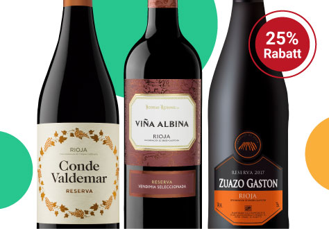Kollektion Rioja Gute Traube