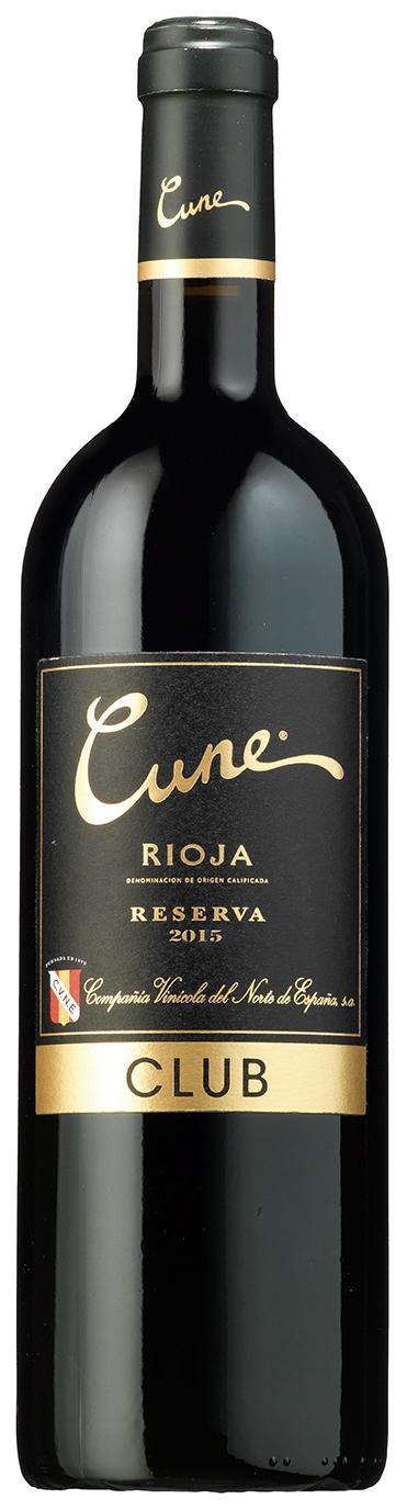 Cune Club Reserva 2015