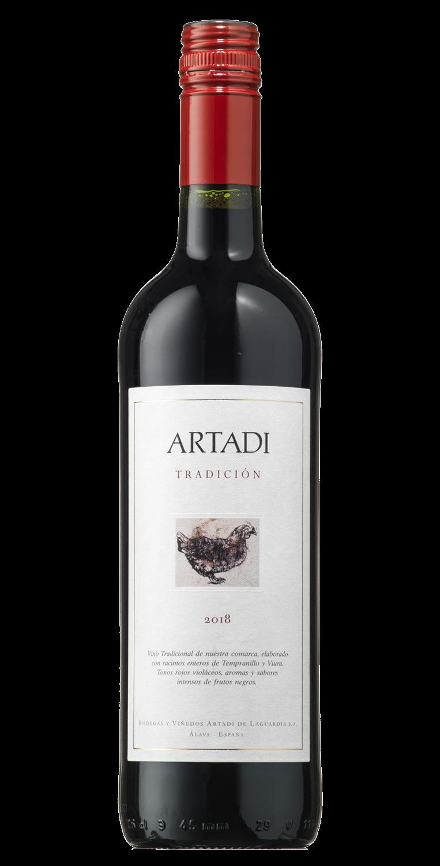 Artadi Tradición 2018