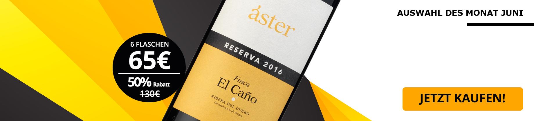 Áster Reserva 2016