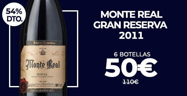 Monte Real Gran Reserva 2011
