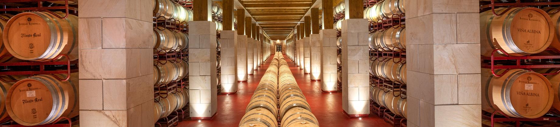 Visita a Bodegas Riojanas