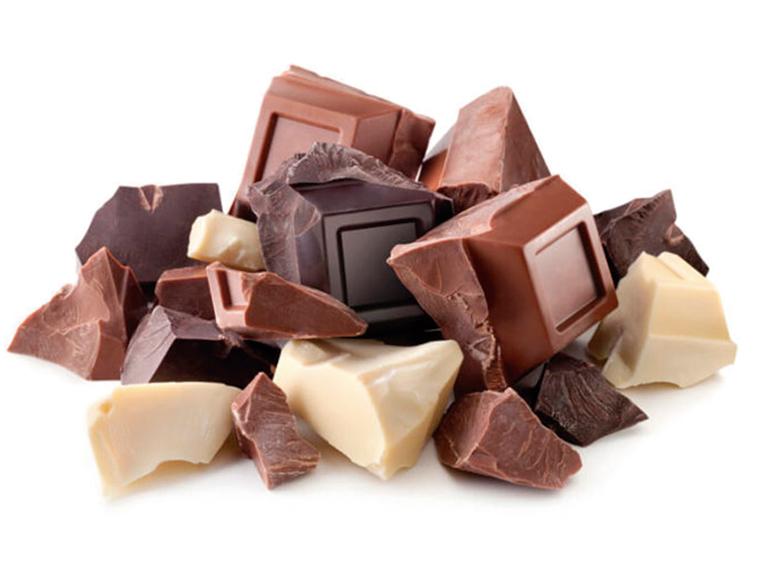 Taller de chocolate para niños