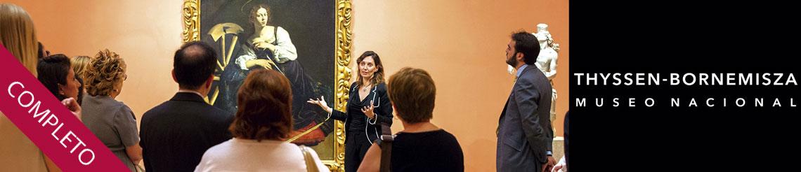 Arte y vino en una jornada inolvidable en el Museo Thyssen